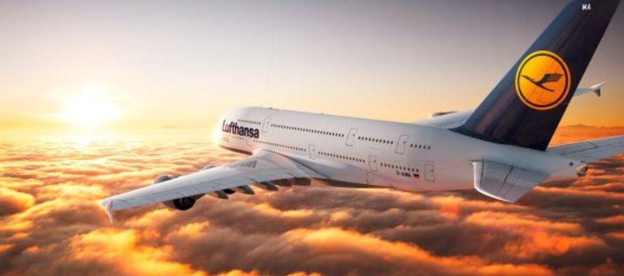 """""""El acuerdo con Lufthansa está hecho, hay consenso"""", dijo la fuente el..."""
