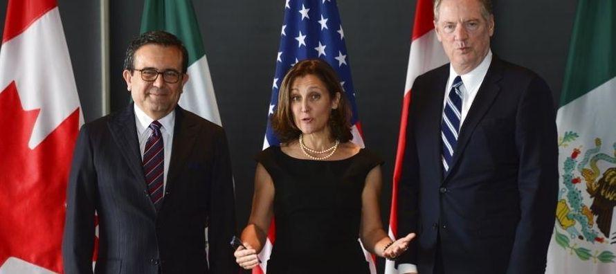 """""""Estamos mucho peor con un mal acuerdo que sin un acuerdo"""", dijo Guillermo Vogel,..."""