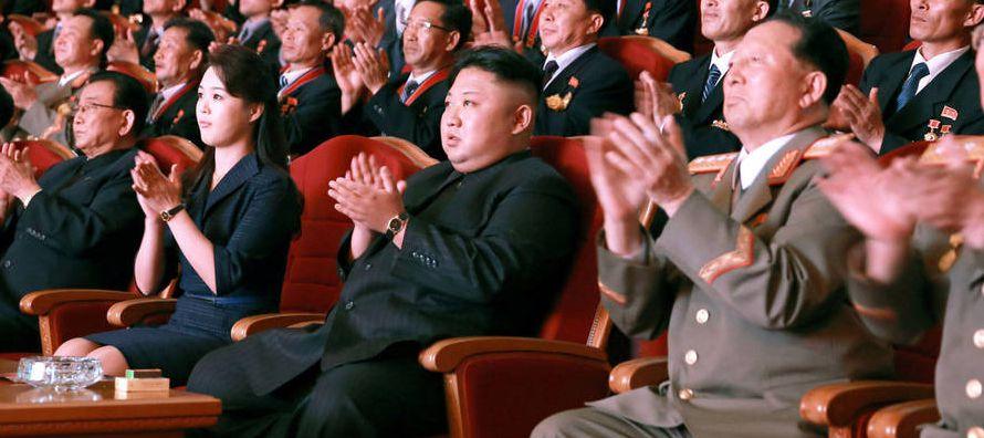 """Ri también afirmó que el programa nuclear norcoreano es el """"preciado fruto de la..."""