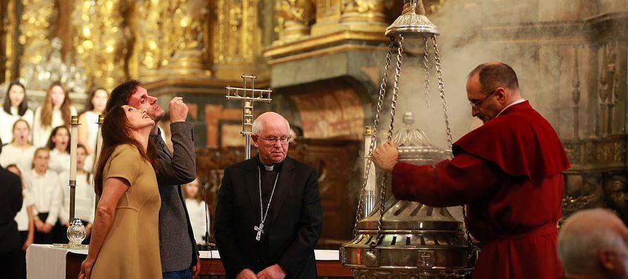 Al hacer clic en una capilla en particular se podrá acceder a toda la información...