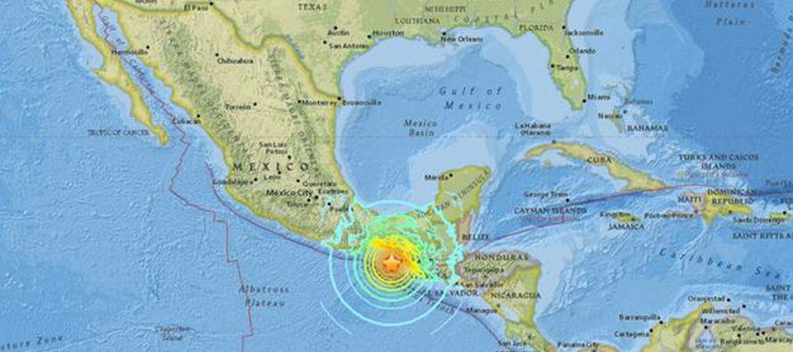 """La Ciudad de México no es una zona de """"riesgo sísmico"""", sino de..."""