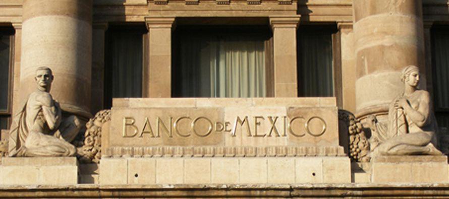 El Banco de México se adhirió a un mecanismo internacional que vigilará los...