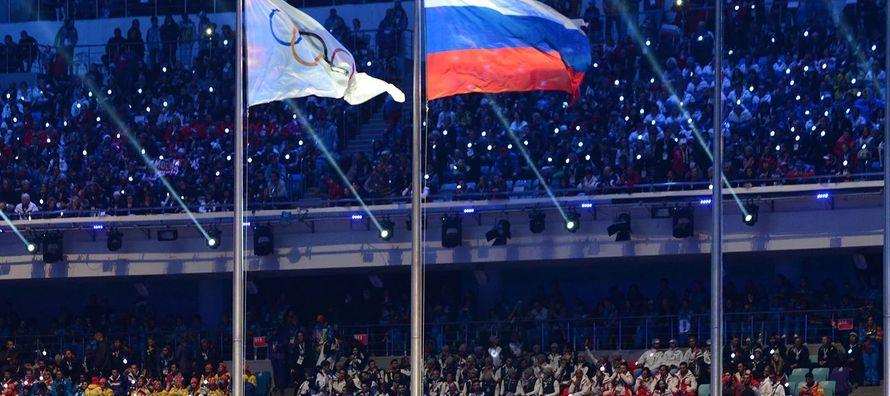 En un documento publicado cuatro meses antes de los Juegos Olímpicos de Invierno que se...