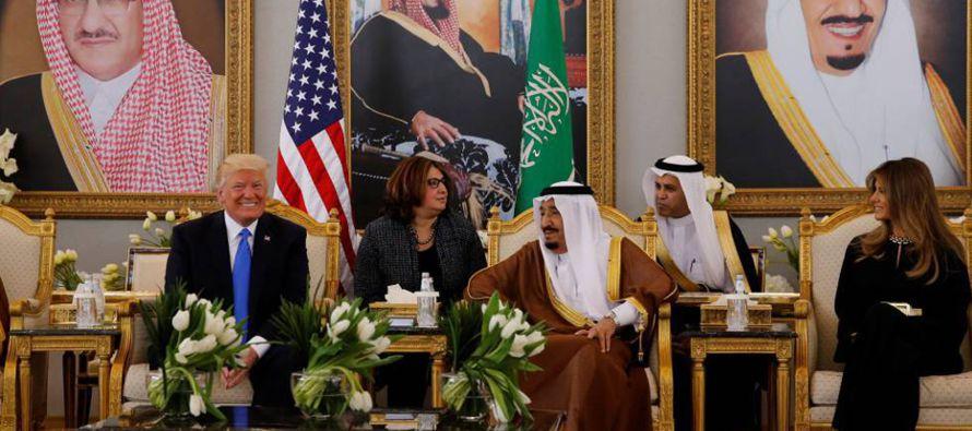 """En concreto, Trump agradeció la ayuda del CCG """"para contrarrestar las actividades..."""