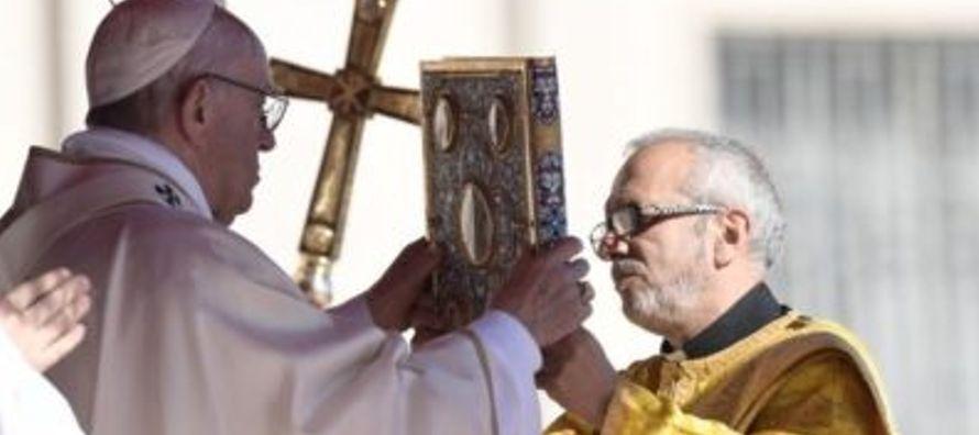 """El Papa ha invitado a preguntarse si estamos """"del lado del ego"""" o """"del lado de..."""