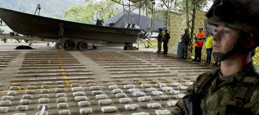 Tumaco es uno de aquellos territorios que concentran casi toda la cadena de un mercado ilegal....