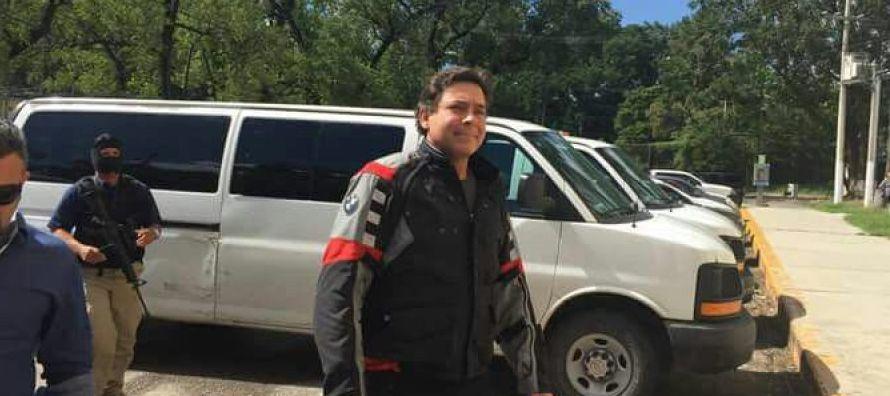 Hernández Flores fue mandatario del nororiental estado de Tamaulipas por el oficialista...