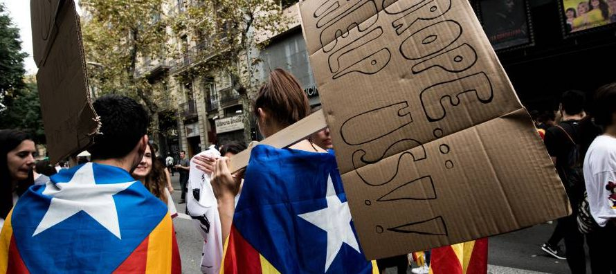 Toda la historia de Europa discurre en un sentido: la construcción de Estados donde los...