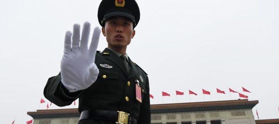 El Congreso del Partido Comunista Chino (PCC) renovará el mandato del presidente Xi Jinping...