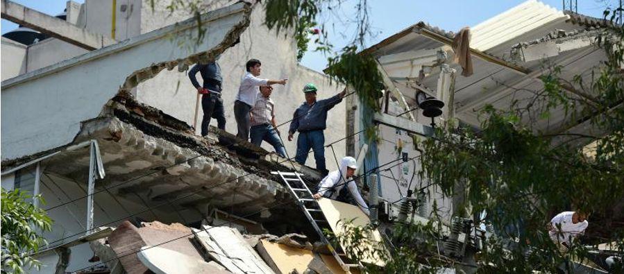El terremoto que golpeó hace un mes el centro y sur de México provocará en el...