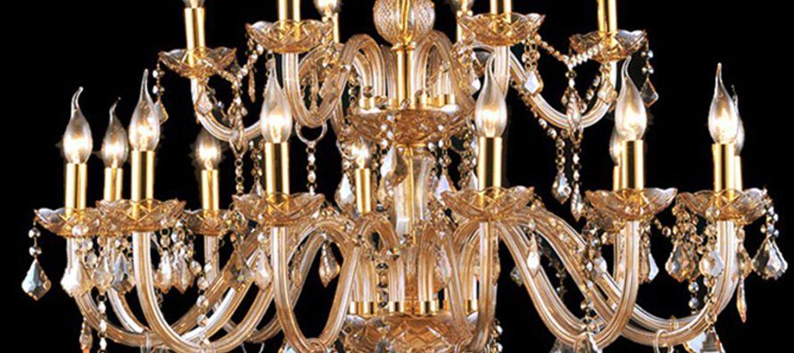 Un bello candelabro también puede ser símbolo de la elaboración del...
