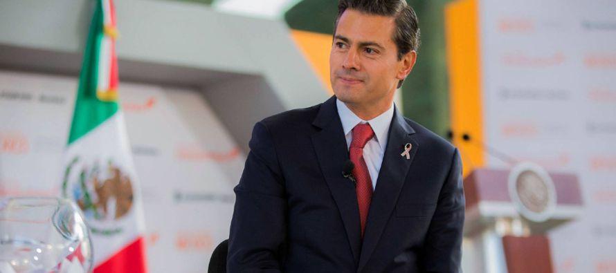 No es la primera vez que Peña Nieto o su ministro de Exteriores, Luis Videgaray, aseguran...
