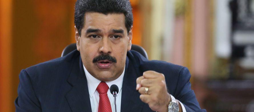 El jefe de Estado venezolano dijo además que en caso de repetirse las elecciones...