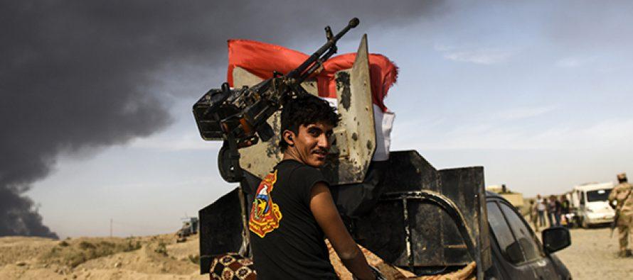 La campaña encabezada por Estados Unidos contra el grupo Estado Islámico ha logrado...