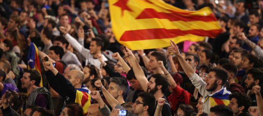 Los independentistas catalanes mantenían la discreción este domingo sobre sus...