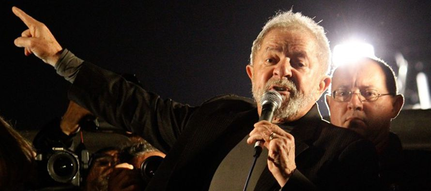 El expresidente más carismático de Brasil, de 71 años, ha desmentido que...