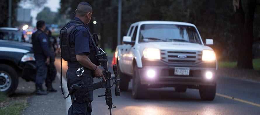 Ricardo Ravelo, especialista en temas de seguridad, aseguró en entrevista con RT que...