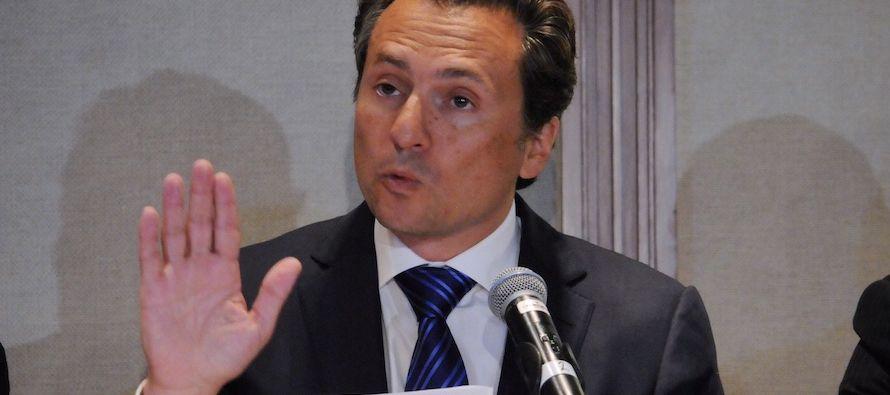 Santiago Nieto fue despedido la semana pasada por la fiscalía general mexicana acusado de...