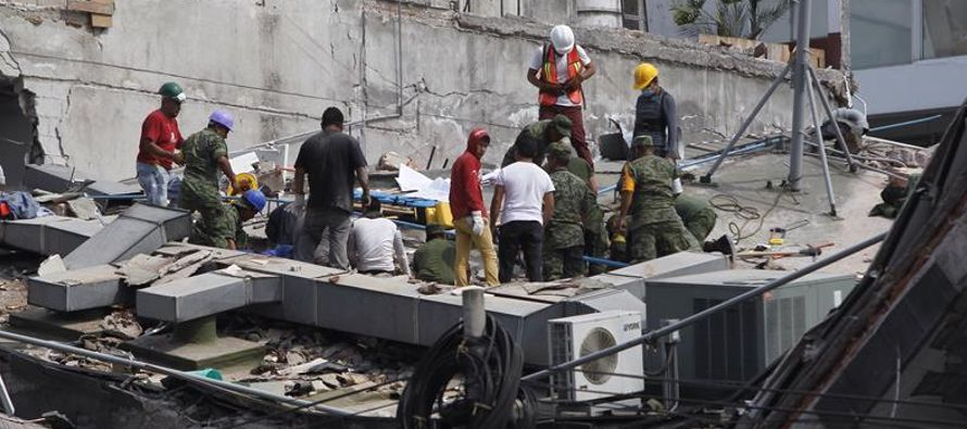 Las autoridades de la Ciudad de México anunciaron hoy la detención de una persona...