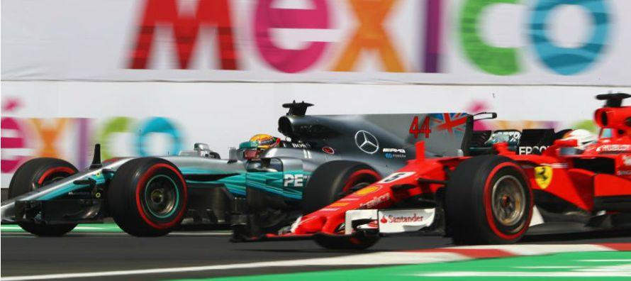 Liberado de la competencia interna con el alemán Nico Rosberg, campeón con Mercedes...