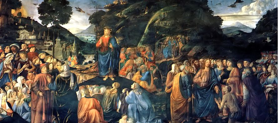 «Bienaventurados los misericordiosos, porque ellos alcanzarán misericordia....