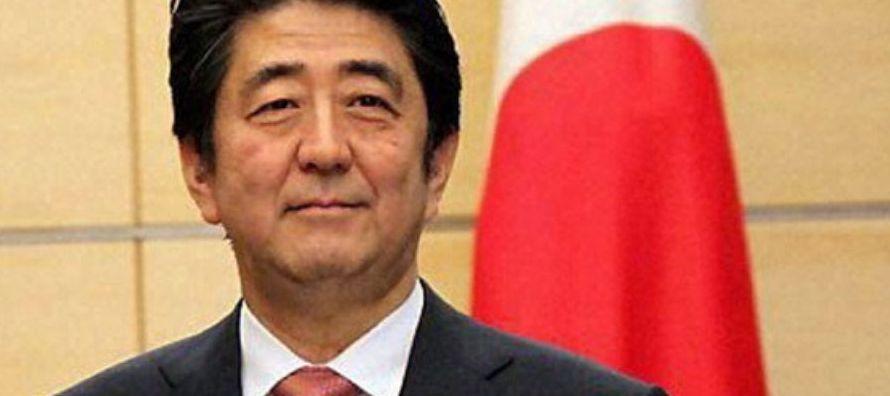 El primer acto destacado en la agenda de Abe en este comienzo de legislatura será la visita...