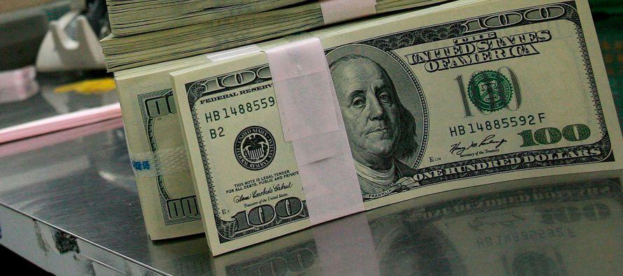 La cifra de ADP es la última en una serie de datos de la economía estadounidense que...