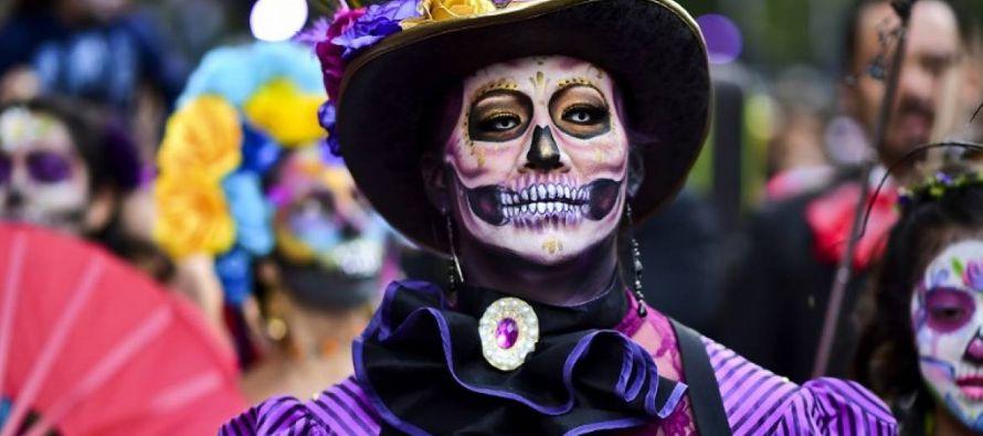 """""""Eso del Día de Muertos lo veo como algo muy horroroso, porque nuestros familiares que..."""