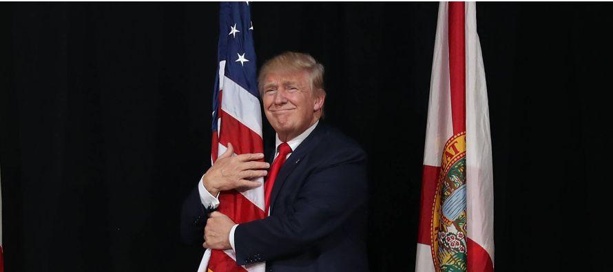 A fin de cuentas, la eficacia empresarial (y ahora la electoral) es el gran canon de Trump. El...