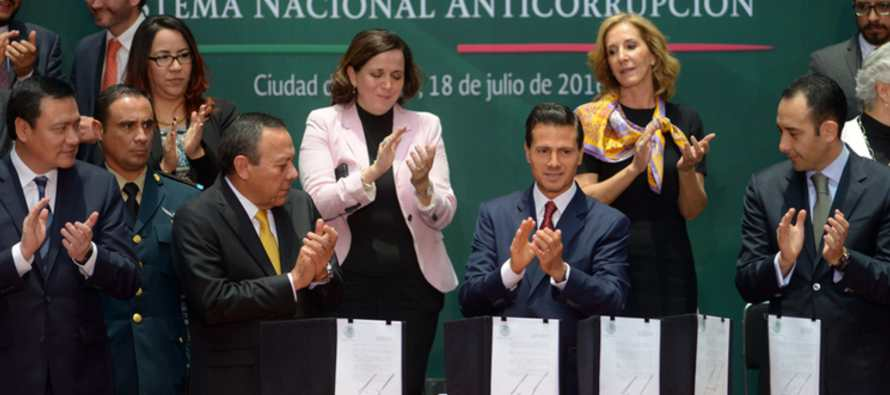 El Gobierno mexicano observó graves deficiencias en su estrategia contra la...