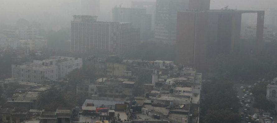Según datos de la Oficina Central de Control de la Contaminación (CPCB, en...