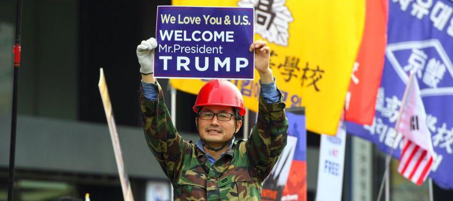 """""""Por más que los coreanos permanezcan tranquilos frente a la guerra de palabras entre..."""