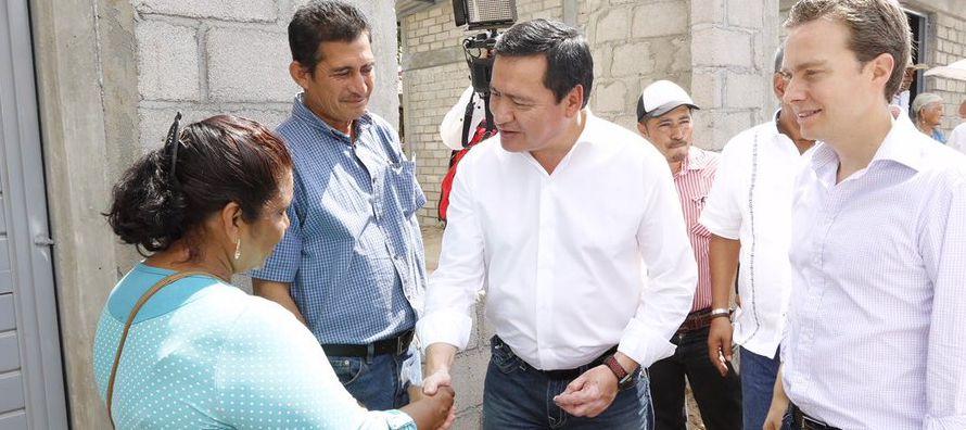 """""""Cualquiera la puede consultar"""", afirmó Peña Nieto, tras destacar que este..."""