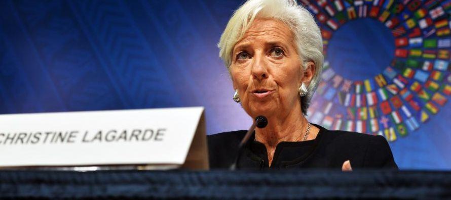 Lagarde desestimó las preocupaciones de algunos inversores respecto a que vías...