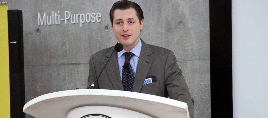 Luis Donaldo Colosio Riojas ha rechazado competir por un cargo público en el proceso...