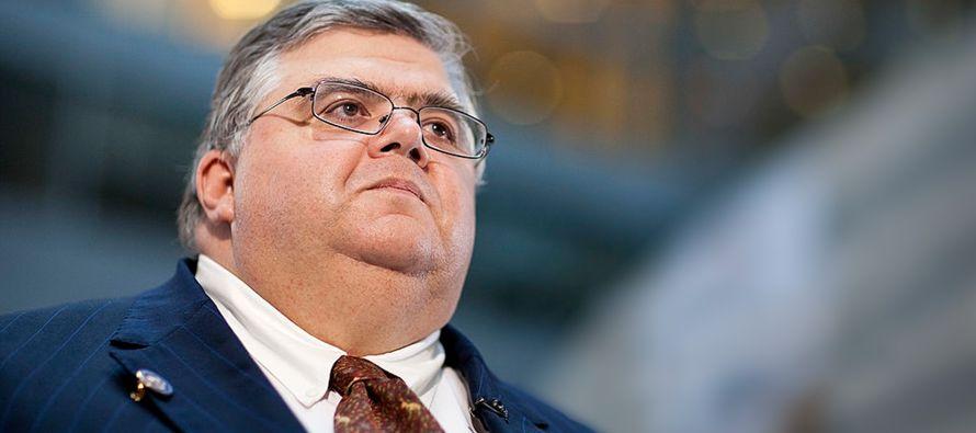 """""""Es de las pocas instituciones cuya credibilidad es solvente"""", dijo a Reuters el senador..."""