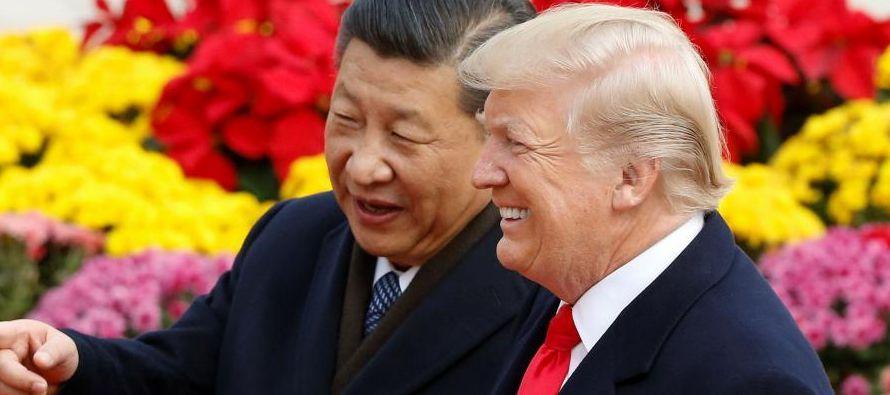 El cambio de actitud de Trump -y los giros en la política estadounidense en Asia que eso ha...