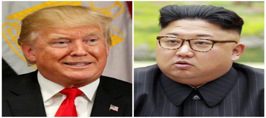 El presidente de Estados Unidos, Donald Trump, dijo en Twitter el domingo que el líder...