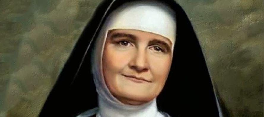 La devoción por la Eucaristía y por la Virgen caracterizaron a esta gran mujer, que...