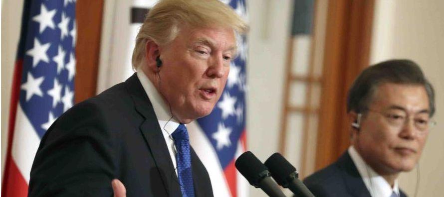 El fin de semana en Vietnam, Trump y los líderes del Pacífico acordaron enfrentar las...