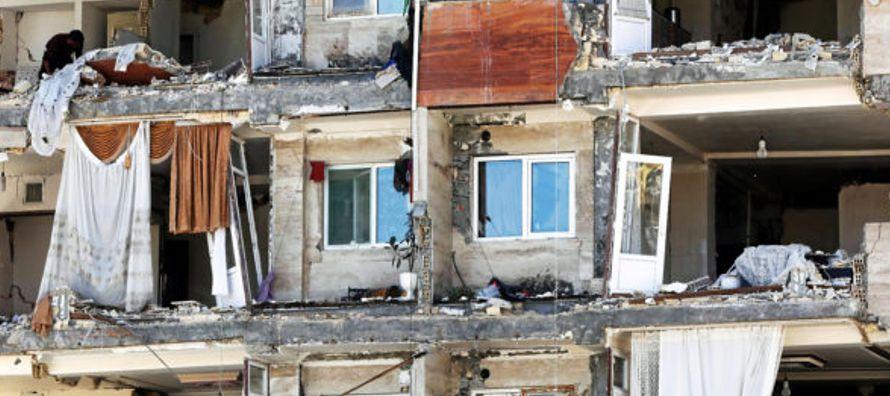 Uno de los países más sísmicamente inestables del mundo volvió a...