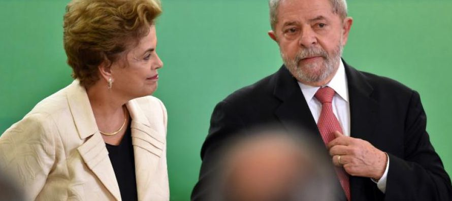 A Rousseff la presentó la catedrática Barbara Fritz, del Centro de Investigaciones...