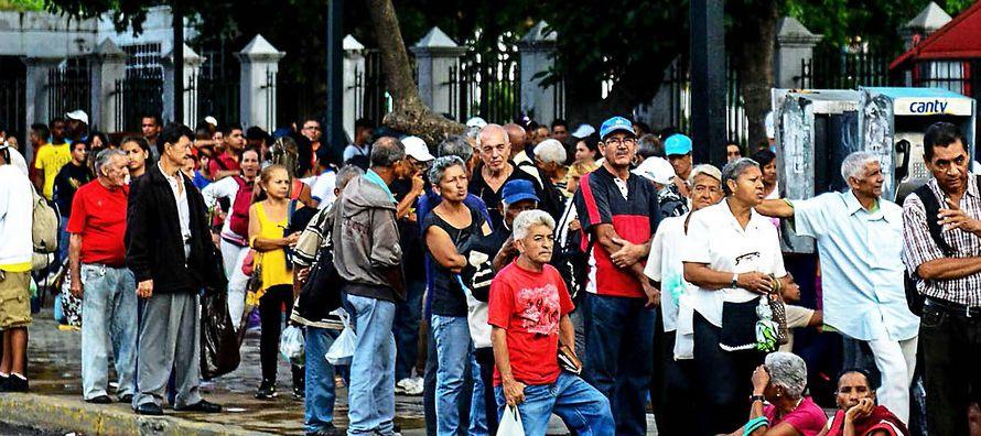 Un poco de humor criollo para aliviar las penas, que en Venezuela se multiplican a diario. La...