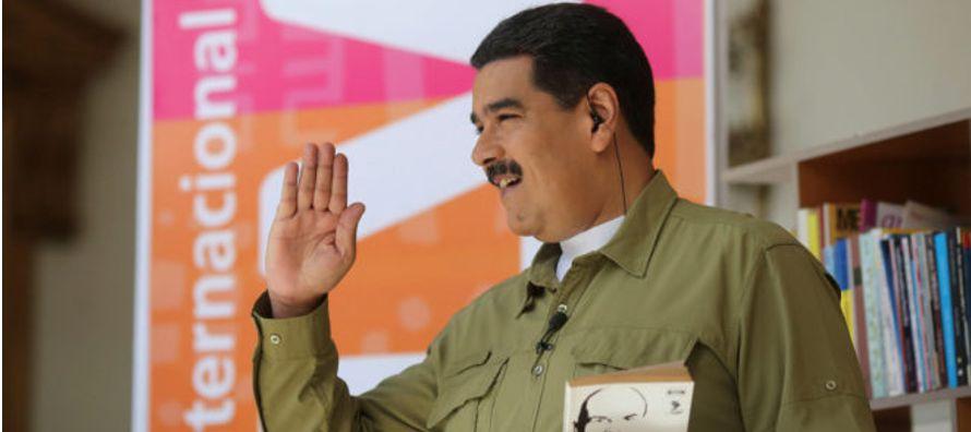 El Gobierno de Venezuela está instalado en la impunidad, como se ha demostrado con la...
