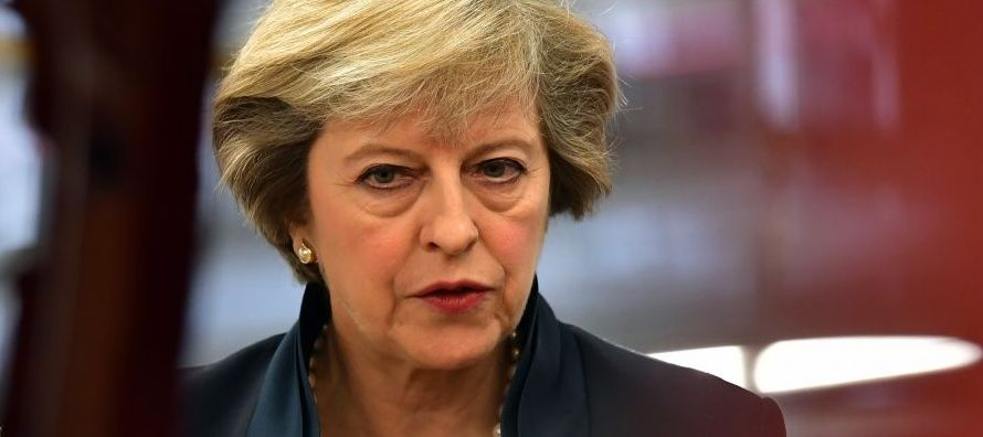 """""""La sociedad británica no pasa por sus mejores tiempos, debido al proceso de salida de..."""