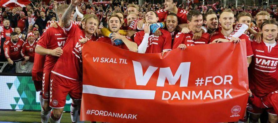 La selección danesa de fútbol goleó el martes 5-1 a Irlanda como visitante en...