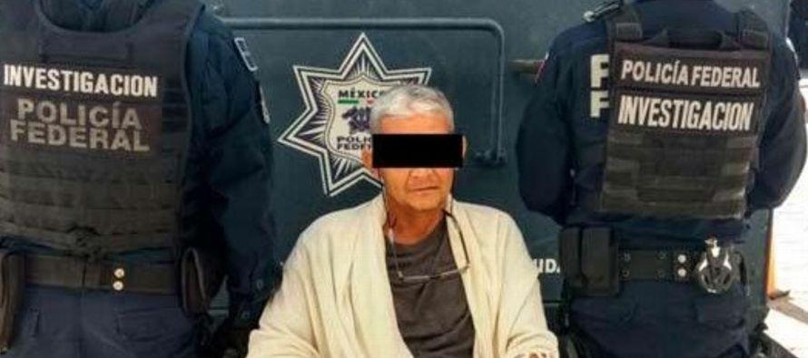 Las autoridades dijeron que el detenido, de 56 años, habría coordinado la matanza de...