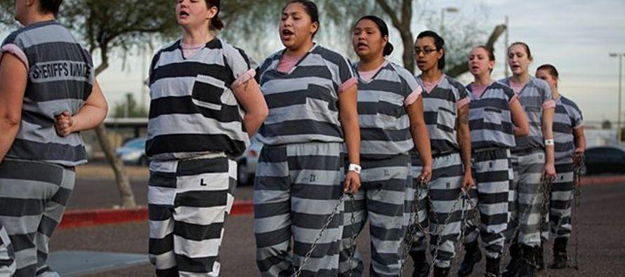 Gaby, detenida en una cárcel de Oaxaca, contó que desde niña solía...