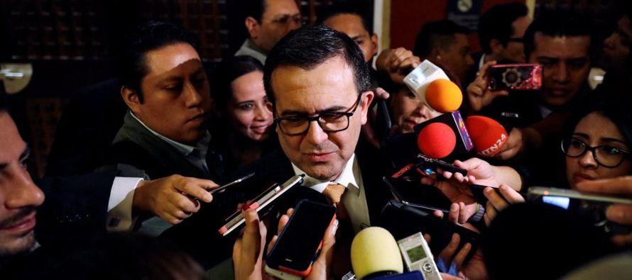 """Guajardo dijo que una vez realizada esa evaluación """"y en función de los..."""