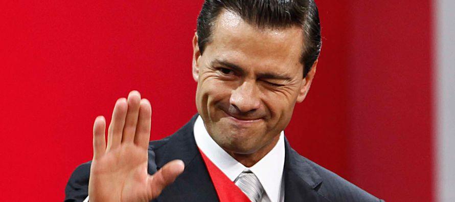 El presidente de México es un campeón del gazapo y una verdadera vergüenza para...